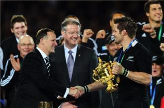 NZ World Cup was overwhelming success
