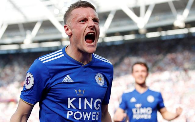 Jamie Vardy is displaying the same goal-scoring prowess he showed back in 2016 - Action Images via Reuters