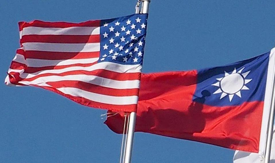 US-Taiwan relations have become stronger in recent years, in contrast to their respective cool relationships with China. Photo: EPA
