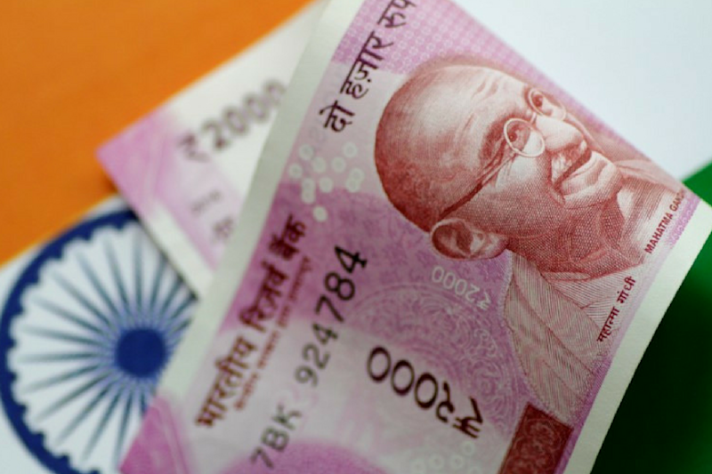 Rupee Trims Early Gains, Closes 8 Paise up Against US Dollar