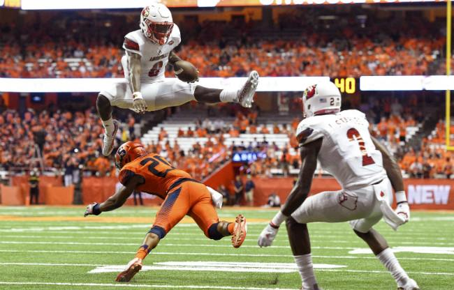 Lamar Jackson Is The Second Coming Of Michael Vick, And All