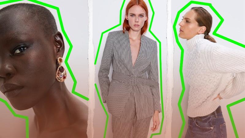 Zara's Latest Drops Will Make You Very Ready for Crisp Fall Weather