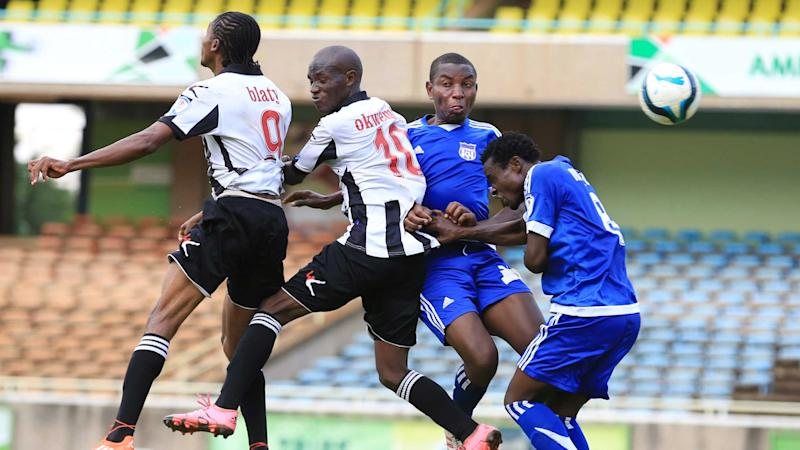Okwemba relishing chance to face AFC Leopards again