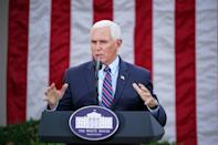 US Vice President Mike Pence said he was opposed to invoking the 25th Amendment, a process that could have led to the ouster of President Donald Trump before his term ends on January 20, 2021