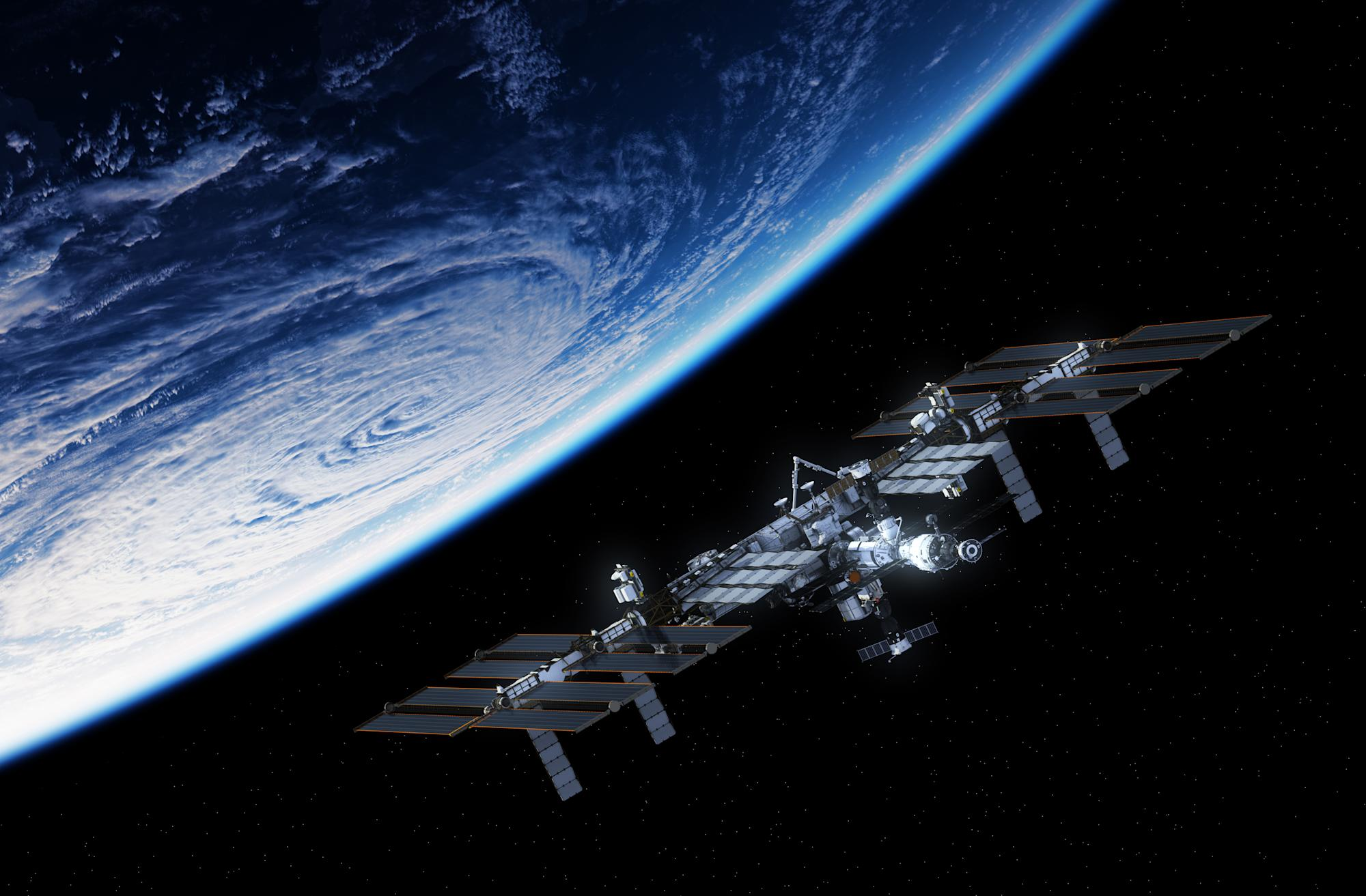 Three unknown species of bacteria found growing on the International Space Station - Yahoo India News