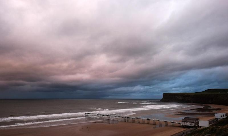 Saltburn-by-the-Sea.