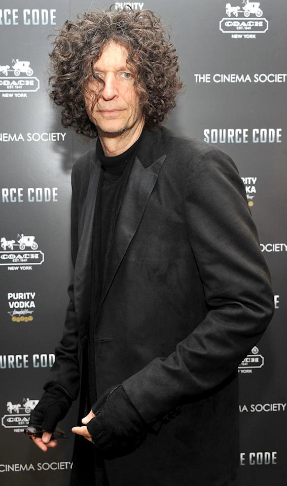 Howard Stern turns 58 on January 12.