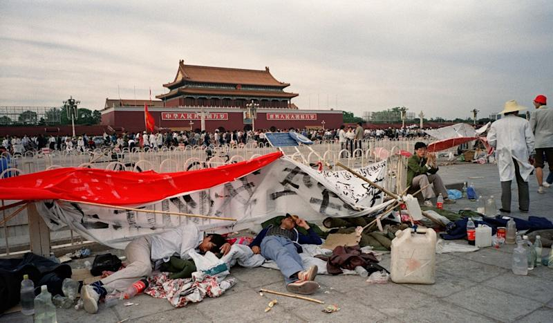 Tiananmen Square crackdown, Xinjiang … China's defence minister says Beijing got them both right