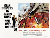 On the one hand you have Donald Pleasance's delightfully hammy Blofeld and his iconic volcano lair, but on the other hand, you have Bond's misjudged Japanese makeover. (Eon/MGM)