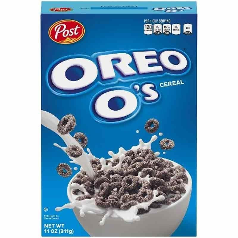 <p>To be fair, Oreo O's made a valiant comeback in 2017, but there was a good decade there without them. Just in case their second life is abruptly cut short, let's keep them here. </p>