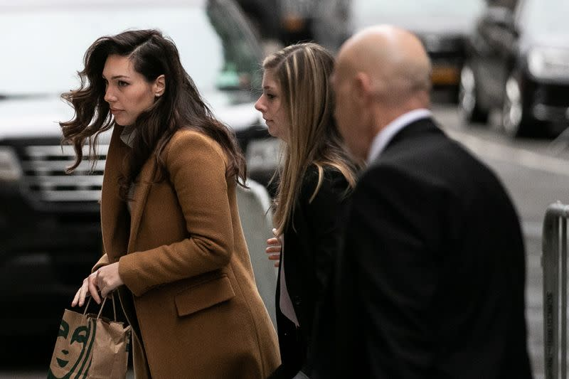 Harvey Weinstein trial: Jury shown naked pictures of ex