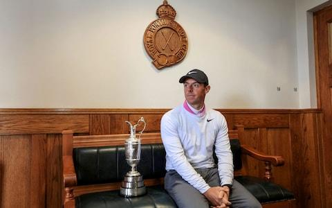 <span>Rory McIlroy won the 2014 Open at Hoylake</span> <span>Credit: Getty Images </span>