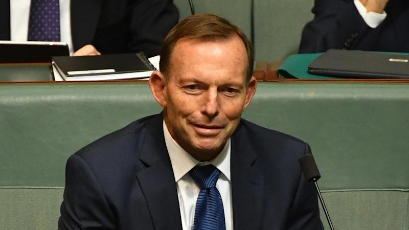 Former PM Tony Abbott says he'll respect the outcome of a postal vote on same-sex marriage.