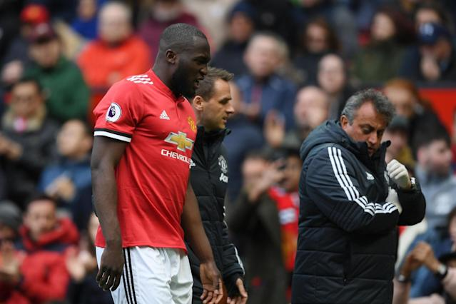 Manchester United star Romelu Lukaku faces late fitness test for FA Cup Final with Anthony Martial fit