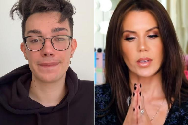 James Charles and Tati Westbrook subscriber count LIVE: Numbers change now pair declare feud OVER