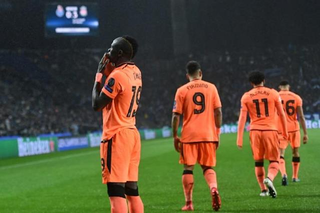 Against Porto, Sadio Mane stepped out of the shadows of team-mates Mo Salah and Firmino