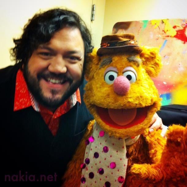 'Voice' Stars, Muppets Join Cee Lo Green In Vegas For