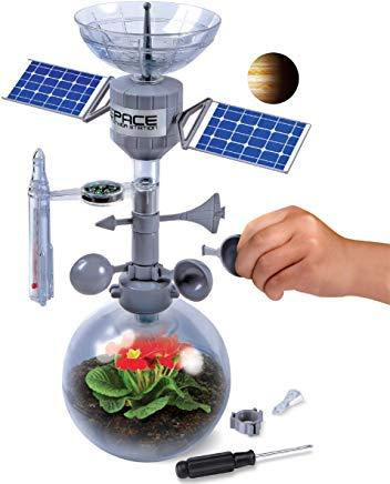 Discovery Kids Mindblown Weather Terrarium DIY Build & Grow Kit