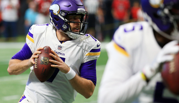 NFL: Bleibt Keenum auch in den Playoffs Cold Case?