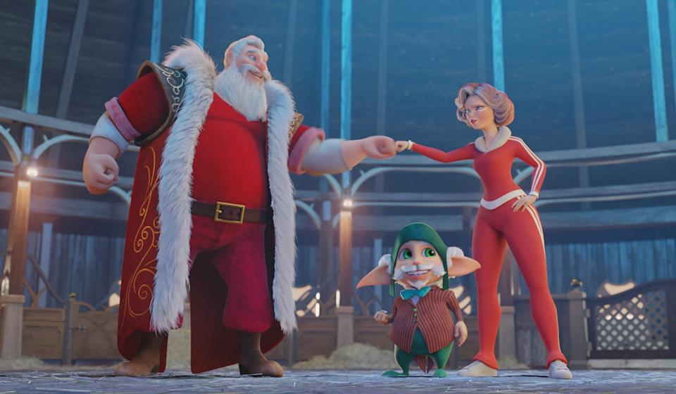 There's a new addition to Santa's trusted reindeer team in this holiday flick. After Blitzen announces his retirement, Santa gets to work trying to find a replacement. That's when Elliot, an ambitious miniature horse, decides to try out for the job and fulfill his dream of playing a role on Christmas.