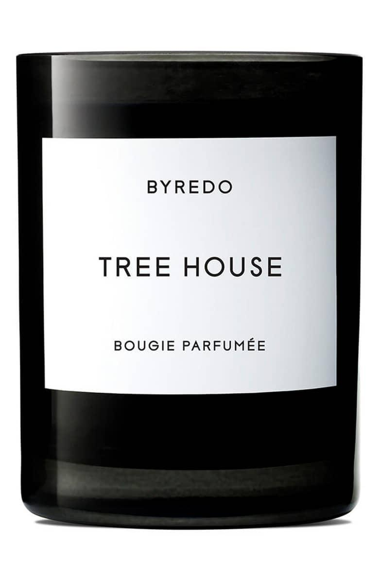 <p>Besides looking so beautiful, the <span>Byredo Tree House Candle</span> ($85) smells like heaven.</p>