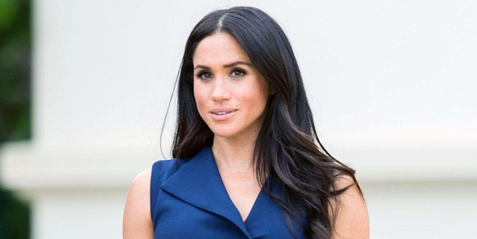 "Meghan Markle Says Being the ""Most Trolled Person"" in the World Was Almost ""Unsurvivable"""