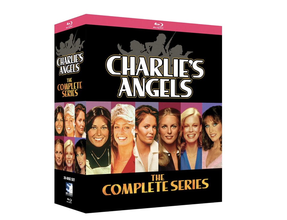'Charlie's Angels': The Complete Collection