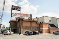 <p>Did you know the Bada Bing! is a real place? Kind of. All exterior shots of the club were done of Satin Dolls in Lodi, New Jersey.</p>