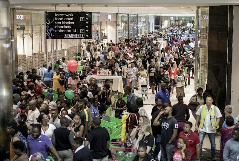 Us Warns Of Terror Attacks In South Africa