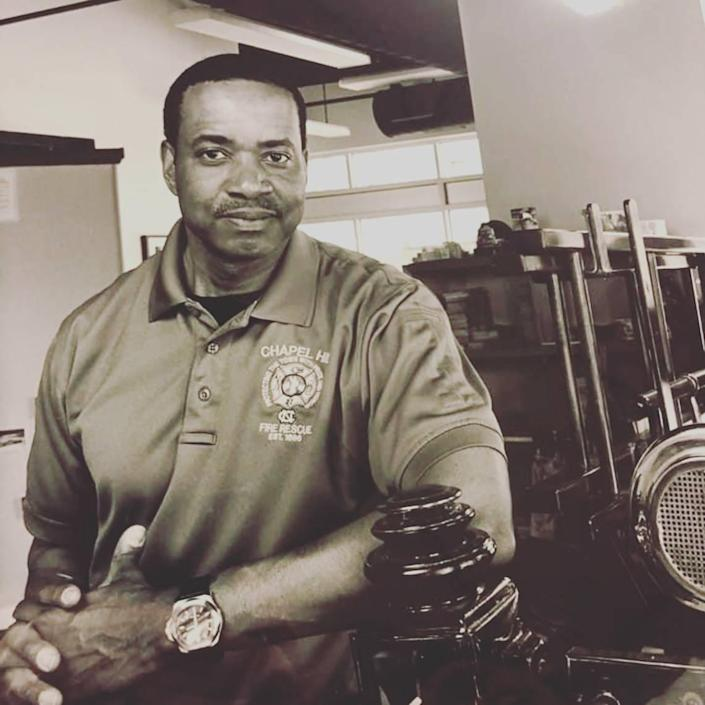 """""""We are heartbroken over the loss of our brother Larry Donnell 'Donnie' Morrisey,"""" the Chapel Hill Fire Department said in a Tweet."""