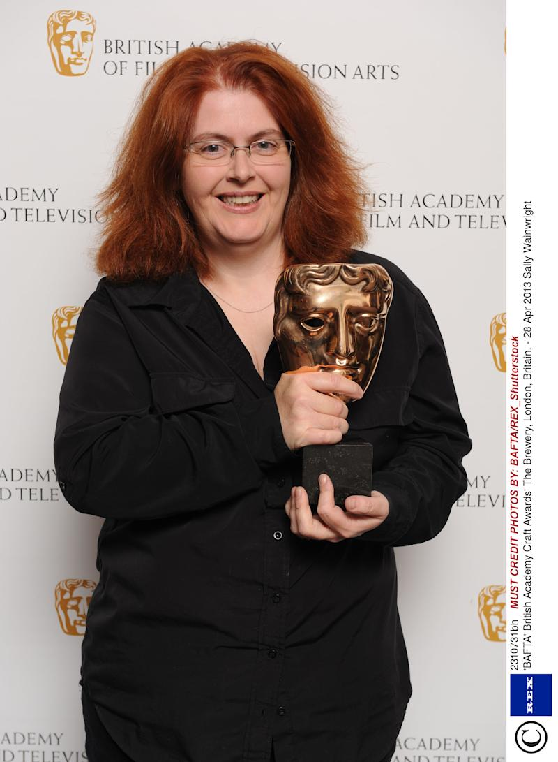 Photo credit: Richard Kendal/BAFTA / Rex Shutterstock