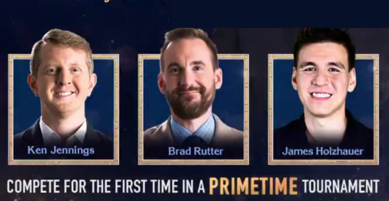 All-time winningest Jeopardy! contestants to compete in primetime special