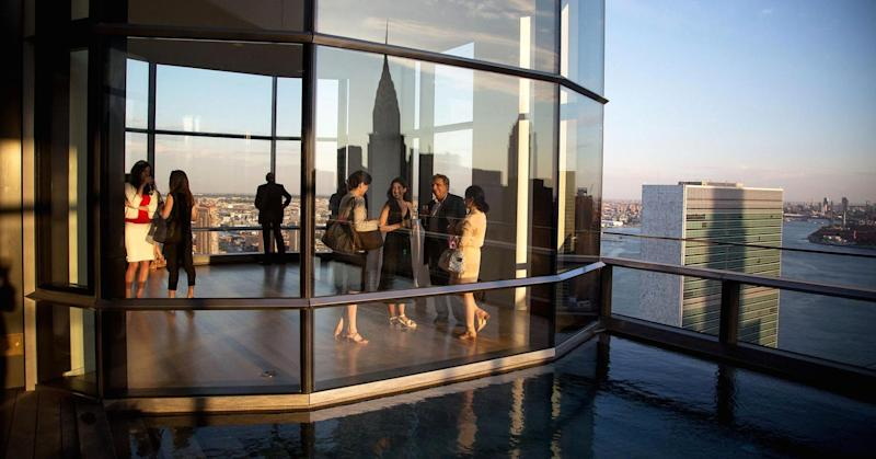 Russians are surging into New York real estate, data shows