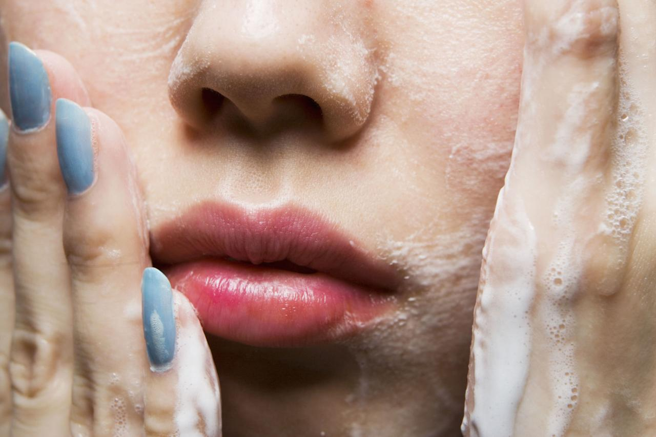 <p>Hint: Your cleanser changes everything.</p>