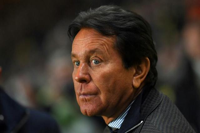 Waldemar Kita's Nantes finished the season in 13th place (AFP Photo/LOIC VENANCE)