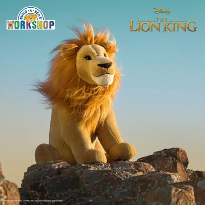 Meet our NEW Disney's The Lion King furry friends! Join the Lion Pride with Simba, Nala and their young cub versions or get your grub on with Timon and Pumbaa!