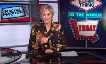 Jane Lynch Tells Republicans: 'Money To be Made in Gay Marriage' (Video)