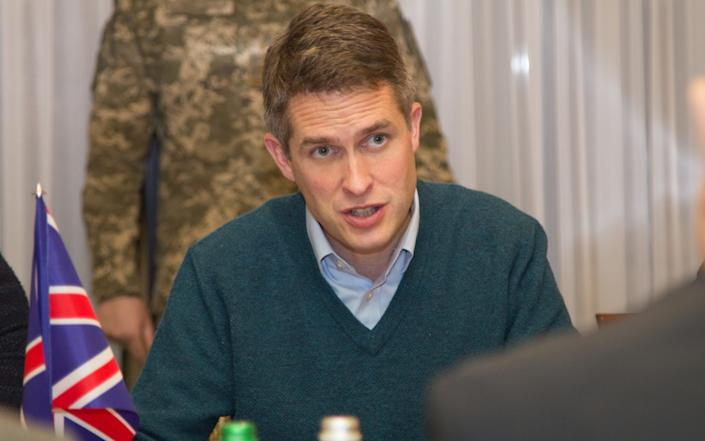 Defence Secretary Gavin Williamson has said he has concerns over Chinese telecom giant Huawei getting involved in the UK's 5G network - MOD