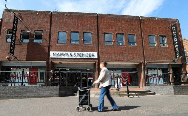Walsall M&S: due to shut in August