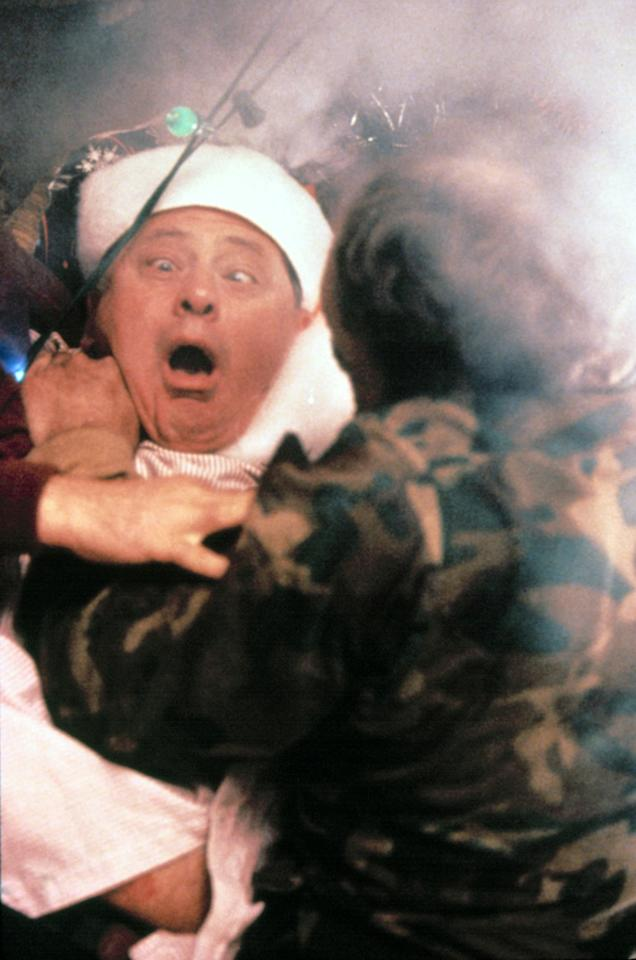 <p>This 1984 slasher film has spawned four sequels, and it's the inspiration for 2012's <strong>Silent Night</strong>, mentioned above. The movie features a young boy whose parents are murdered by a man in a Santa suit. The trauma changes him forever, and when he grows up, he goes on a killing spree of his own.</p>