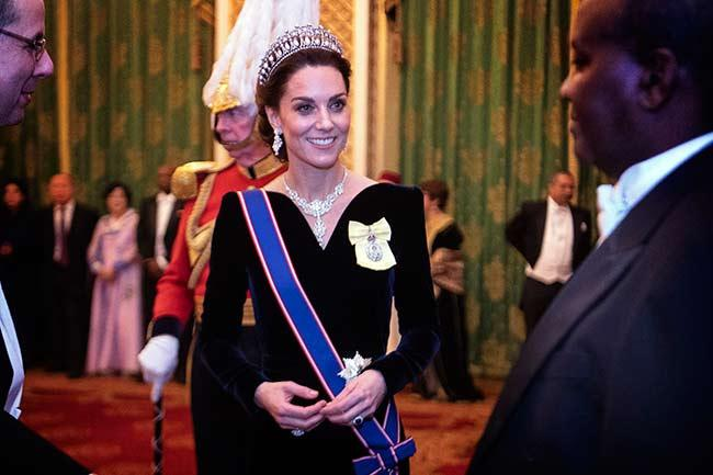 Prince-William-and-Kate-diplomatic-reception