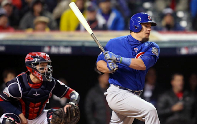 Are you in or out on Schwarber?
