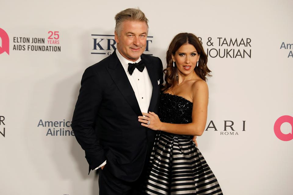 Alec and Hilaria Baldwin reveal name of their new daughter ...
