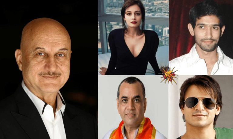 Bollywood Reacts To Article 370's Abrogating