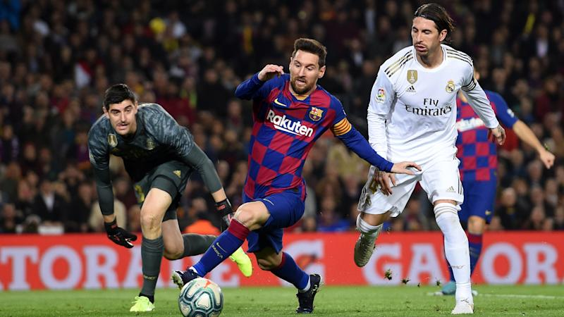 El Clasico is a 'race of the lame', says ex-Real Madrid chief Valdano