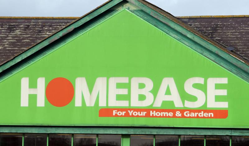 Sold for £1: Homebase: PA
