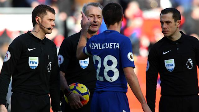 Alvaro Morata's disallowed goal against Manchester United has led Antonio Conte to call for VAR to be rolled out across English football.