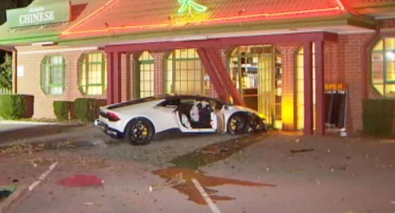 A 15-year-old girl has been killed after a Lamborghini mounted a footpath and hit her and another teen the Adelaide suburb of Glengowrie Saturday night. Source: Nine News