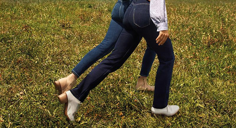 M&S launches new magic shaping jeans. (Marks and Spencer)