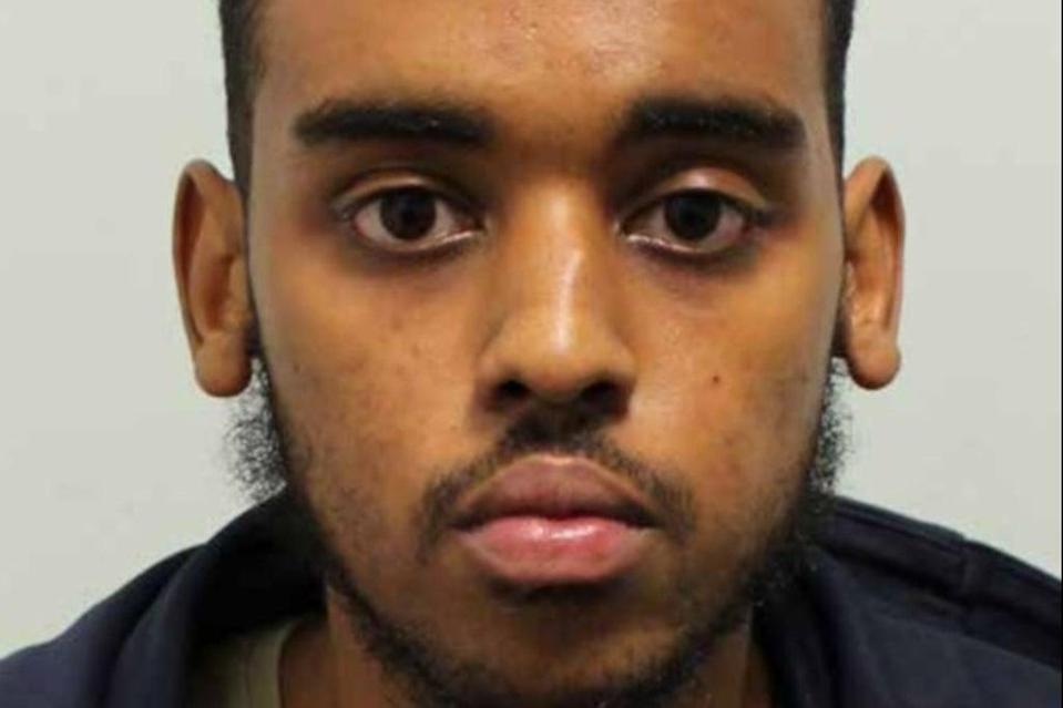 Arseboon Dilbaro, 23, was aquitted of murder, manslaughter and having a knife (Crown Prosecution Service)